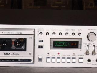 Kассетный магнитофон: Fisher CR-4170