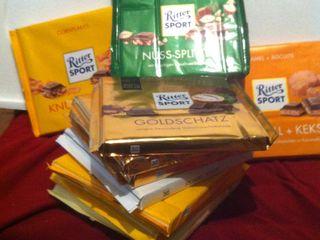 8 Шоколад по лучшим ценам из Германии