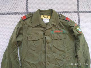 Продам австрийскую военную рубашку