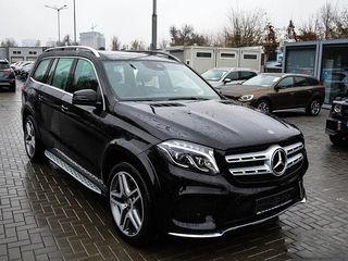 Mercedes-Benz GLS Транспорт для торжеств Transport pentru ceremonie