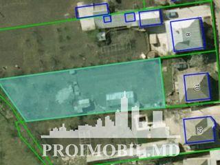 Pămînt! com. Stăuceni, 10 ari, destinat construcției! 39 000 €