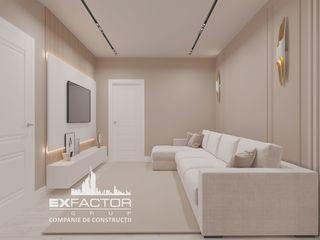 Exfactor Grup - Buiucani 2 camere 72 m2, et. 3 la cel mai bun preț, direct de la dezvoltator!