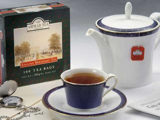 Ceai negru English Breakfast, чай черный English Breakfast