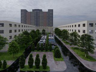 Art Urban Grup vă propune la Valea Trandafirilor apartamente cu 1, 2 sau 3 odăi!