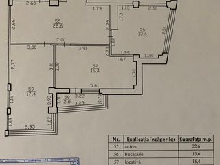 Apartament 80m bloc nou stauceni!!