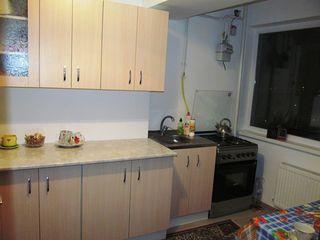 Apartament cu 1 cameră pentru o familie tînără, mobilat