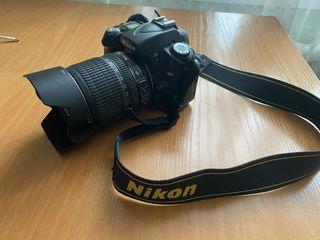 Nikon D90 Kit, Fotoaparat / Зеркальный фотоаппарат