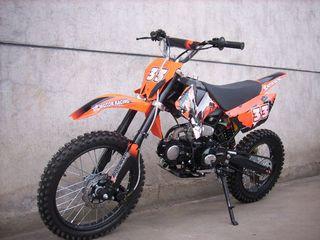 KTM Motocros 125 cc