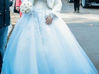 Se vinde rochia de mireasa 1500 lei