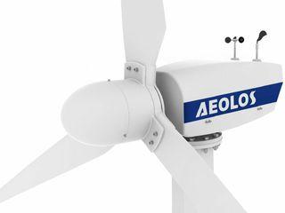 Малые ветрогенераторы Aeolos-H