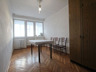 Apartament cu 4 camere in bloc din cotilet - Botanica