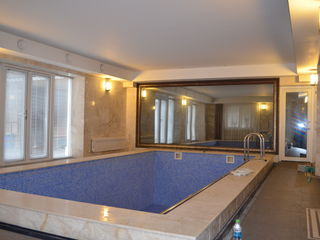 Sauna + piscina!
