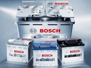 Acumulatoare Bosch! Cel mai mic pret in Moldova!
