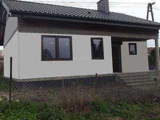 Новый дом площадью 100кв.м. с отделкой