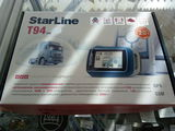 Сигнализация для грузовых 24 в alarma pentru camioane 24 v. Star Line