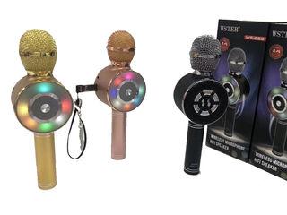 Караоке-микрофон wster ws-669