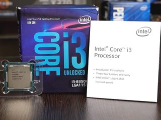 Intel Core i3-8350K 4.0Ghz New in Box