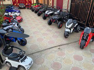Продам детские електромотоциклы BMW.