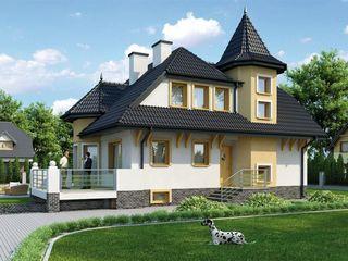 Уютный, современный, тёплый, экономный дом 232 м2.