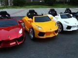Mașini electrice p/u copiii Lamborghini . Nou !!! De la depozit .