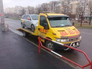 Evacuator CSI/evacuator Ucraina/evacuator 3t./tractari auto