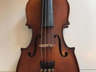 Скрипка 1/2.