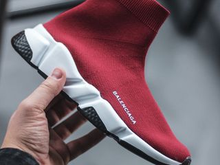 Balenciaga Speed Trainer Red