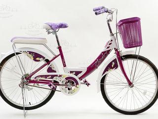 Biciclete cu port bagaj si cos