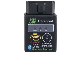 Продвинутый OBD2 ELM327 v.2.1 Bluetooth авто диагностический сканер