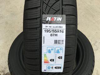 195/55 R16 Platin RP100 Allseason (4seasons) M+S / доставка , livrare