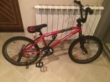BMX B'TWIN RED WIPE