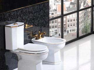 Классический набор для туалетной комнаты