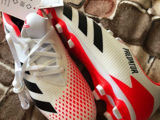 Бутсы Adidas Predator 20.4 FxG новые Англия размер 42