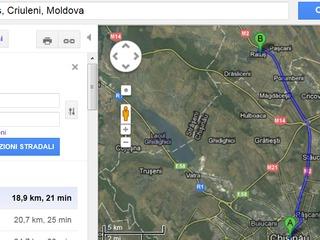 Ratus   12 km de chisinau    vind lot 8 sote cu fundament 10999euro