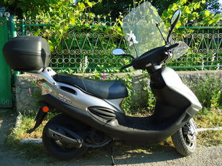 Kymco Movie MBK Stefani