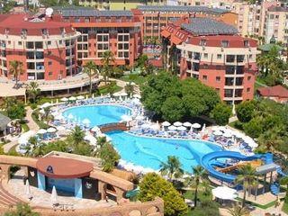 Palmeras Beach Hotel 5* Alanya- отель на берегу с песчаным  пляжем!!!