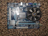 Gigabyte GA-G41MT-S2 Dual-Core CPU, DDR3, Video On board -500Lei