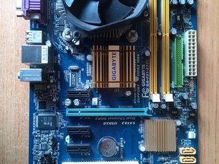 Материнская плата Intel s775 Gigabyte GA-P31-ES3G - 219 лей