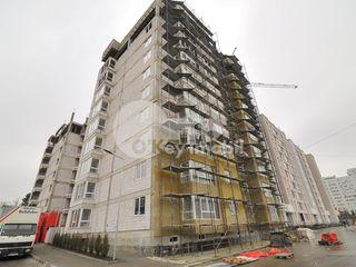 Apartament 2 camere+living, variantă albă, Buiucani 42000 €