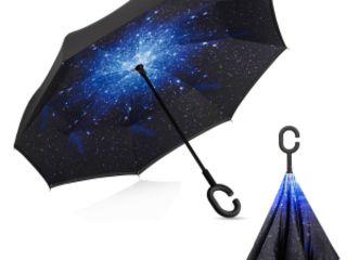 Зонт наоборот 7133 бесплатная доставка