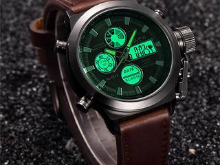 Ceas barbati AMST Military 349 lei (Noi) smart watch