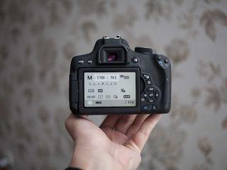 Canon 750D (la cutie)