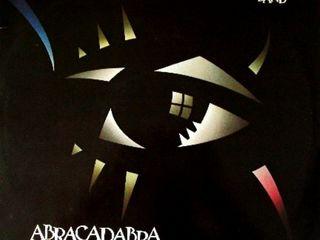 """Vinyl : Steve Miller Band '82  - """"Abracadabra""""."""