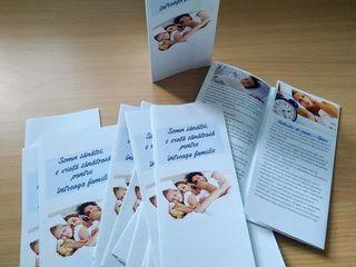 Pliante, Flyere, buclete, broșuri/ Флаеры/Листовки/vizitki