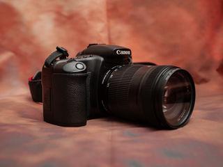 Canon 20D + Canon 18-135 f 3.5
