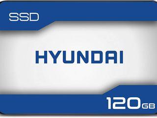 "Hyundai  2.5"" ssd 120/240gb гарантия 5 лет / garanție 5 ani"
