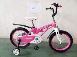 """Biciclete crosser  copii modele noi (aluminiu )frine pe disc  14"""" 16"""" 18"""" 20"""" foarte usoare!!!"""