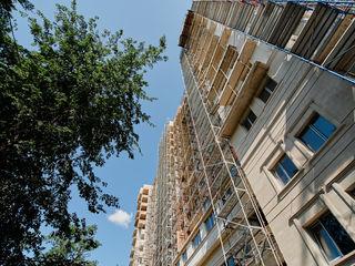 Ap. 1 cameră+ living 48m2  , botanica ,zonă de parc ,direct de la constructor art urban grup