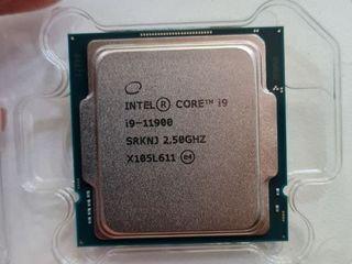 Новый Intel i9 11900
