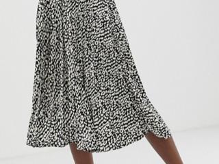 Плиссированная юбка, S